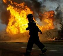 Devastador  incendio dejó 73 casas destruidas y más de 290 damnificados