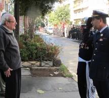 CBVM homenajeó a Bombero Insigne Julio Rubio Gómez