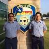 Bomberos de la Séptima Compañía viajan a capacitarse a Houston
