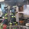 Bomberos del CBVM  evitaron  que se propagara incendio producido  en taller mecánico de Reñaca Alto