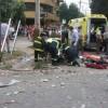 CBVM tuvo un arduo trabajo en explosión ocurrida en Reñaca