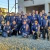 Grupo USAR del Cuerpo de Bomberos de Viña del Mar viajó a la zona norte para realizar trabajos de rescate.