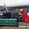 Cuerpo de Bomberos entrega terrenos a Junta Nacional para la construcción de nuevo Cuartel Tercera