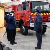 Segunda Compañía despide Unidad 22 que pasará a prestar servicios en la Quinta Compañía de Viña del Mar