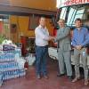 Clínica Ciudad del Mar realiza importante donación de insumos médicos a Cuarta Compañía de Viña del Mar para ir en apoyo del sur del país