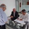 Superintendente del Cuerpo de Bomberos de Viña del Mar firma contrato para adquisición de primer Bien Raíz de la institución