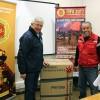 RIFA 2017: Tesorero General entrega Secadora Fensa a afortunado ganador de sorteo