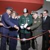 Superintendente del Cuerpo de Bomberos de Viña del Mar preside inauguración de cuartel Tercera Compañía junto Presidente Nacional