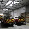Cuerpo de Bomberos de Viña del Mar habilita nuevo Cuartel El Salto para área logística de Comandancia
