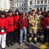 Cuerpo de Bomberos de Viña del Mar participa en Día del Patrimonio junto a Cuerpo de Bomberos de Valparaíso