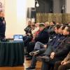Superintendente Cuerpo de Bomberos de Viña del Mar realiza reunión informativa para integrantes de la institución