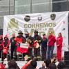 Bombero viñamarino logra tercer lugar en competencia para promover donación de órganos, Corremos por la Vida