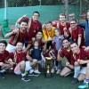 Primera Compañía se adjudicó el primer lugar en el Séptimo Campeonato de Baby Fútbol Intercompañías Copa CBVM 2017