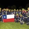 Equipo USAR de Bomberos de Chile se transforma en el primer equipo de rescate Latinoamericano certificado por la ONU para prestar ayuda internacional