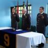 Novena Compañía conmemoró su Cuarto Aniversario con la presencia del Superintendente de la institución y autoridades del Cuerpo de Bomberos de Viña del Mar