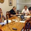 Comandantes se reúnen para afinar el protocolo de acción que se aplicará durante la temporada forestal