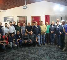 Voluntarios de la Sexta Compañía del Cuerpo de Bomberos de Viña del Mar viajan a  EE.UU a curso de perfeccionamiento