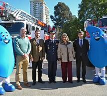 Cuerpo de Bomberos de Viña del Mar realiza Lanzamiento de Cena del Fuego que espera convocar mayor cantidad de asistentes de su historia