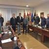 Honorable Directorio General recibe a nuevo Miembro Honorario, señor Claudio Mac-Lean Allendes