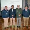 Comandantes participan en Foro Subregional Manejo de Fuego junto a Presidente Nacional de Bomberos Chile