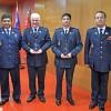 Comandancia del Cuerpo de Bomberos de Viña del Mar realiza tradicional Ceremonia de Cierre del Año Académico