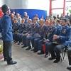 Con masiva ceremonia, Segunda Compañía y Oficiales Generales, despiden al Miembro Honorario del Directorio General, señor Tito Ahumada Reyes (Q.E.P.D)