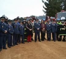 Cuerpo de Bomberos de Viña del Mar recibe oficialmente Concesión de Uso Gratuito para terreno de primer Centro de Entrenamiento Regional