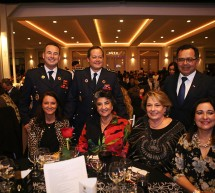 Con inolvidable espectáculo, el Cuerpo de Bomberos de Viña del Mar celebra vigésimo quinto aniversario de su tradicional Cena del Fuego