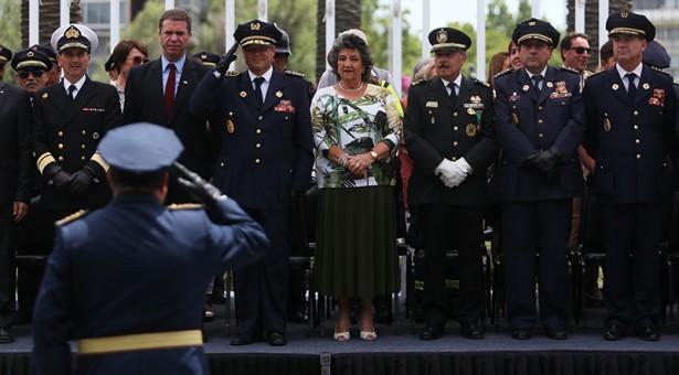 Cuerpo de Bomberos de Viña del Mar celebra importante aniversario de Fundación con Sesión Solemne e imponente Desfile por el centro de la ciudad jardín