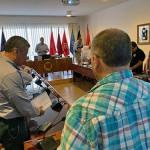 Dos nuevos Miembros Honorarios que integrarán Honorable Directorio General, reciben investidura de manos de máxima autoridad institucional