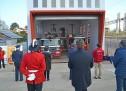 Cuerpo de Bomberos de Viña del Mar inaugura nuevo Cuartel para su Octava Compañía
